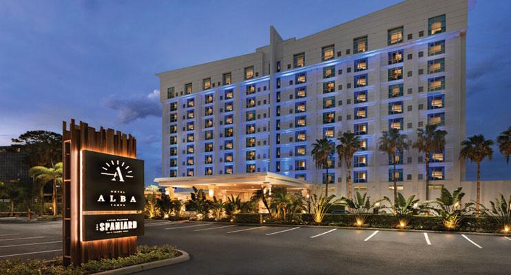 Hotel Alba Exterior