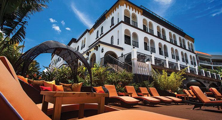 Hotel Zamora Exterior