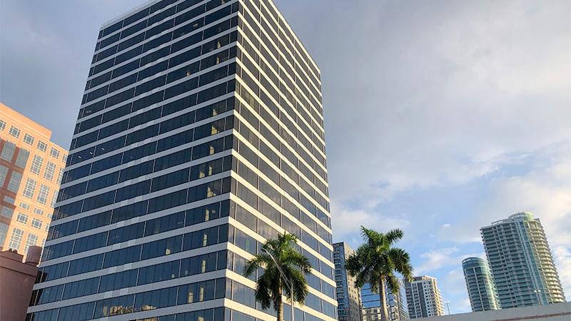 Aqua Fort Lauderdale office building