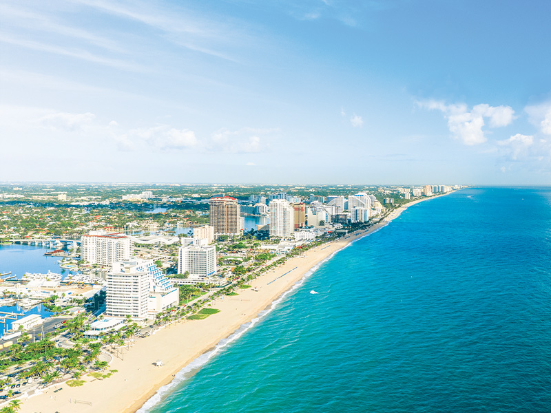 Greater Fort Laudedale Beach photo